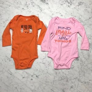 Cat & Jack Find Magic in the Little Things Onesie